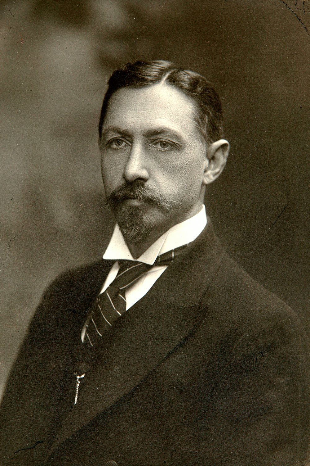 Poet and writer, Ivan Bunin
