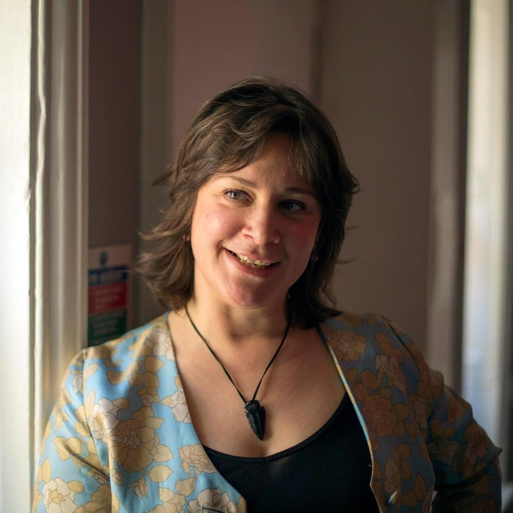 Clementine Cecil,  Director of Pushkin House.