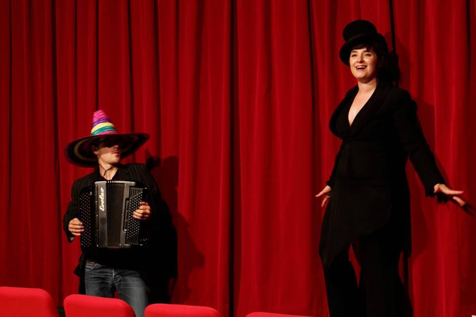 Bérénice Lagrange, Carmen à tout prix!