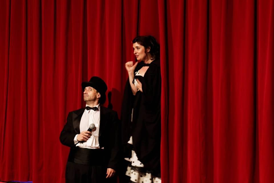 Bérénice Lagrange Dans Carmen à tout prix