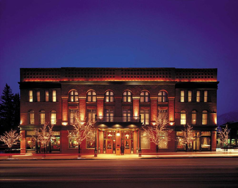 Hotel Jerome in Aspen