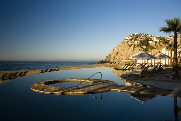 Main Pool at Capella Pedregal