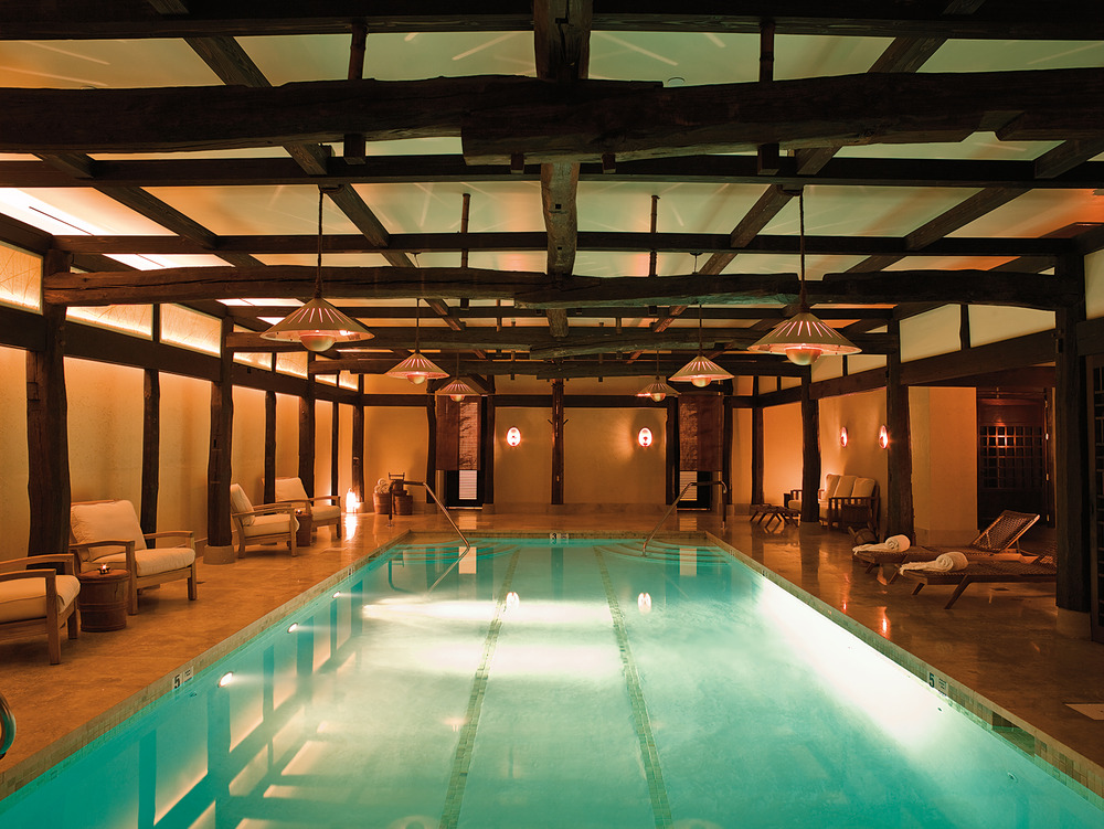 The Greenwich - Indoor Pool