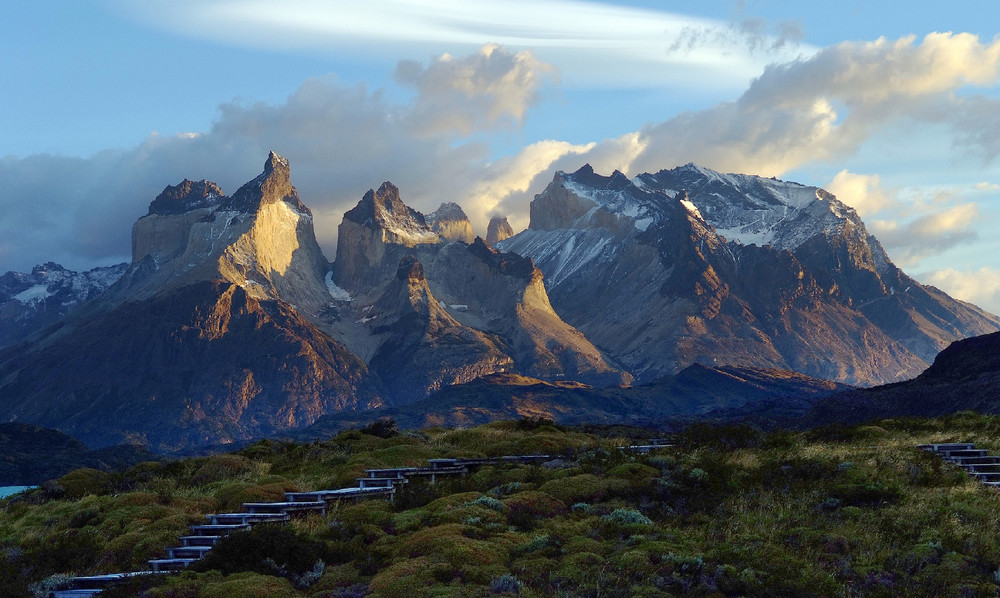 Hayley's wishlist: explora Patagonia