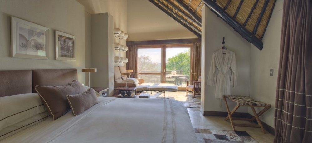 A suite at Mountain Lodge