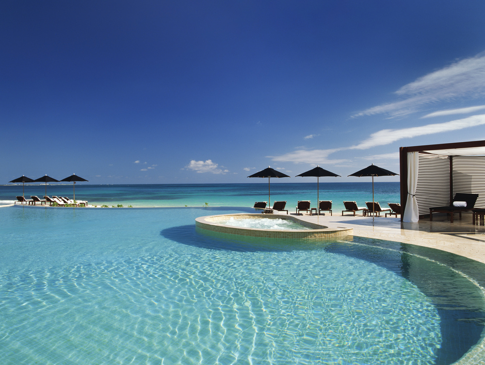 Beachside Pool