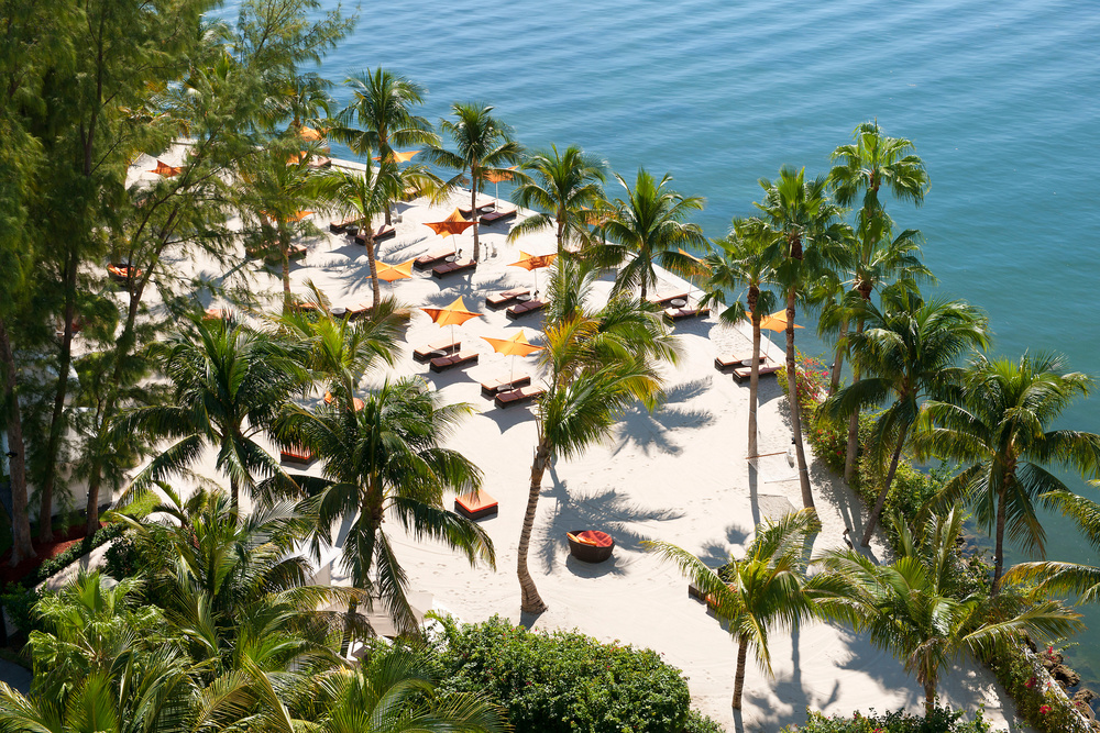 Mandarin Oriental Beach