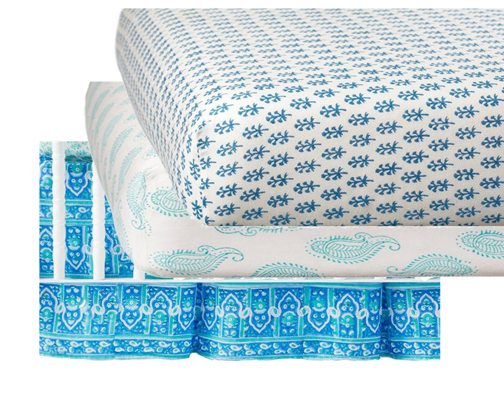 Rikshaw Design Bedding (India)