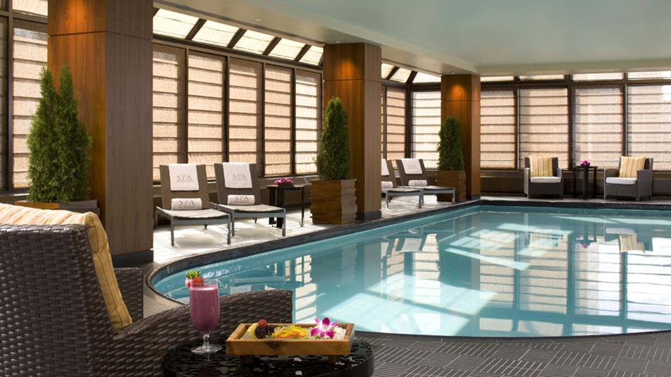 The Spa at Peninsula New York hotel