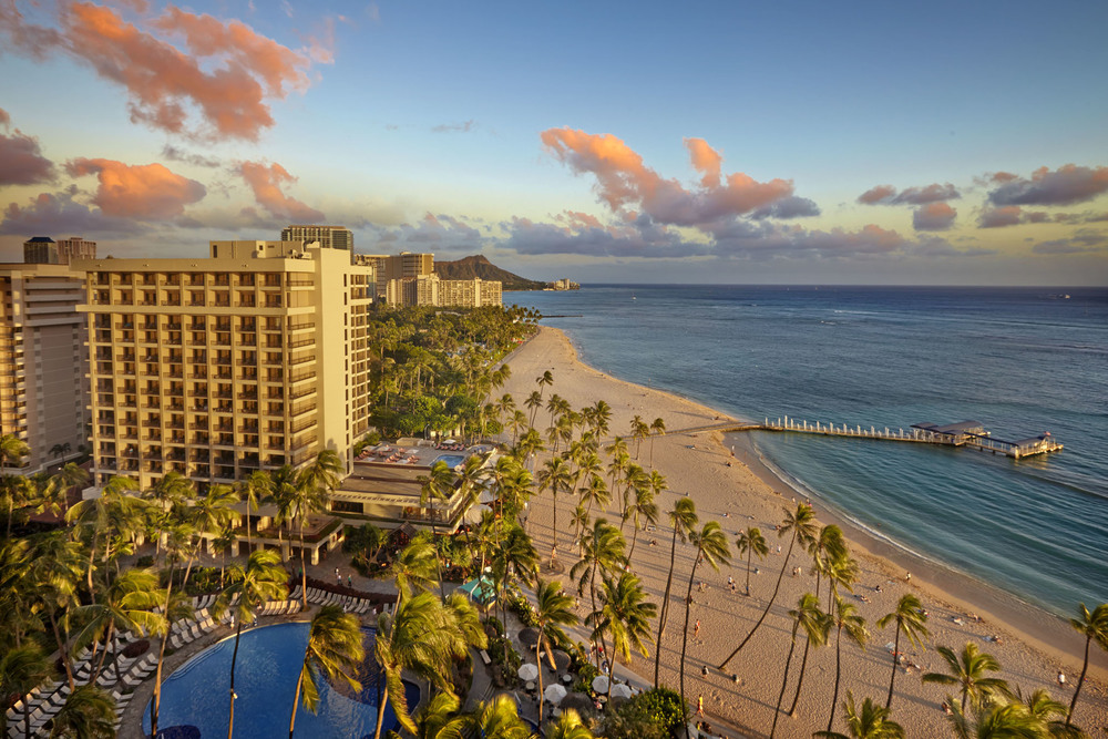 USA-Hawaii-Oahu-Hilton Hawaiian Village-New Tower.jpg