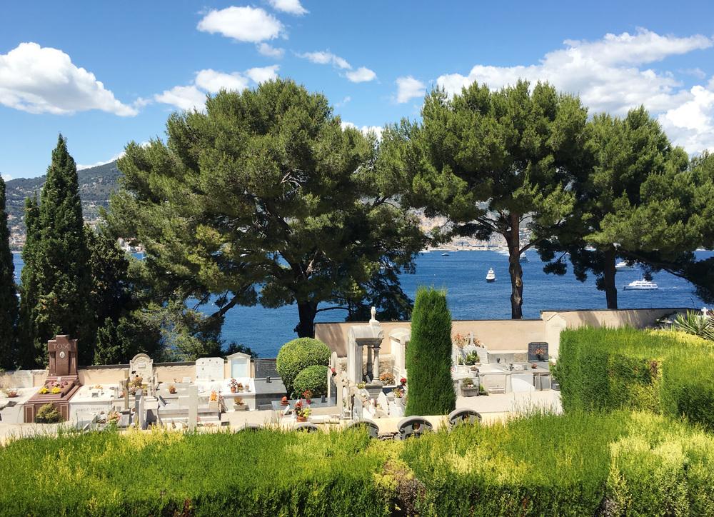 Eze Cemetery