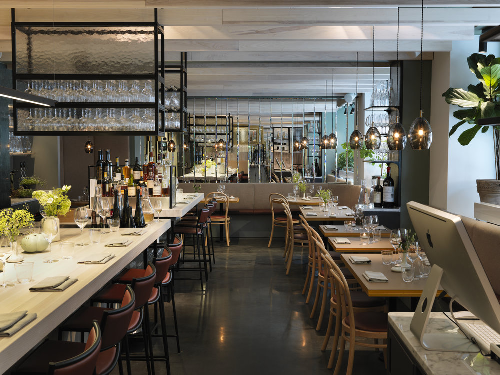 Adam/Albin Restaurant