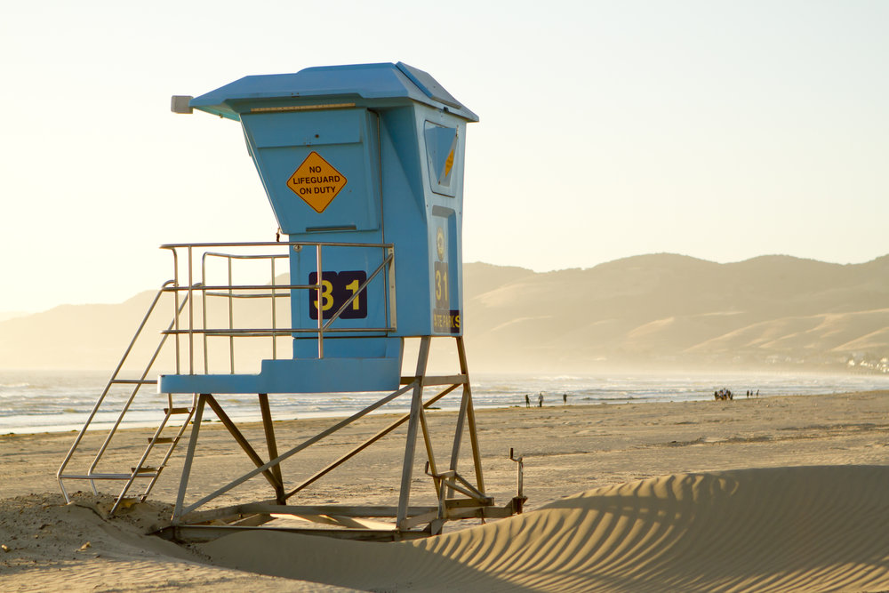 Pismo Beach, photo by Jayme Burrows/Shutterstock