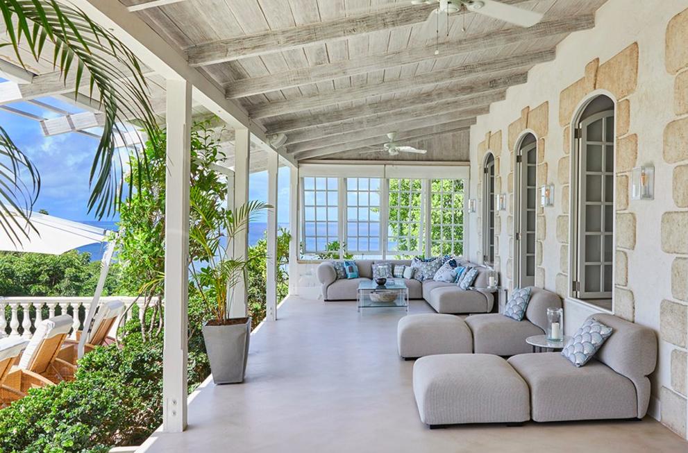 Villa Carissa via Mustique-Island.com