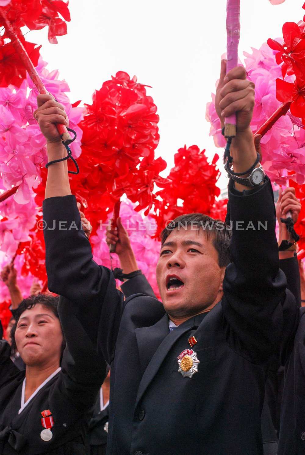 Party Time in Pyongyang -