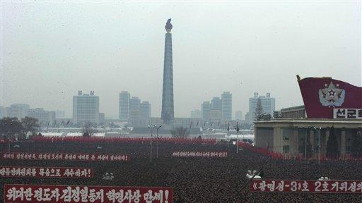 North Korea Rocket Launch Shows Young Leader as Gambler  -