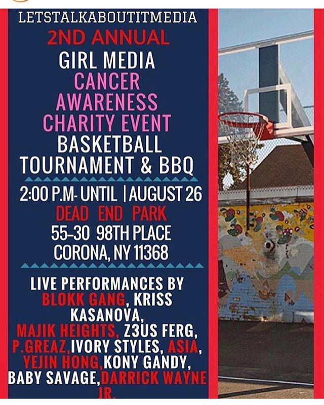 I Couldn't be in attendance but if your in New York ... pop out ova there . Guaranteed good aura , good vibes , great talent !