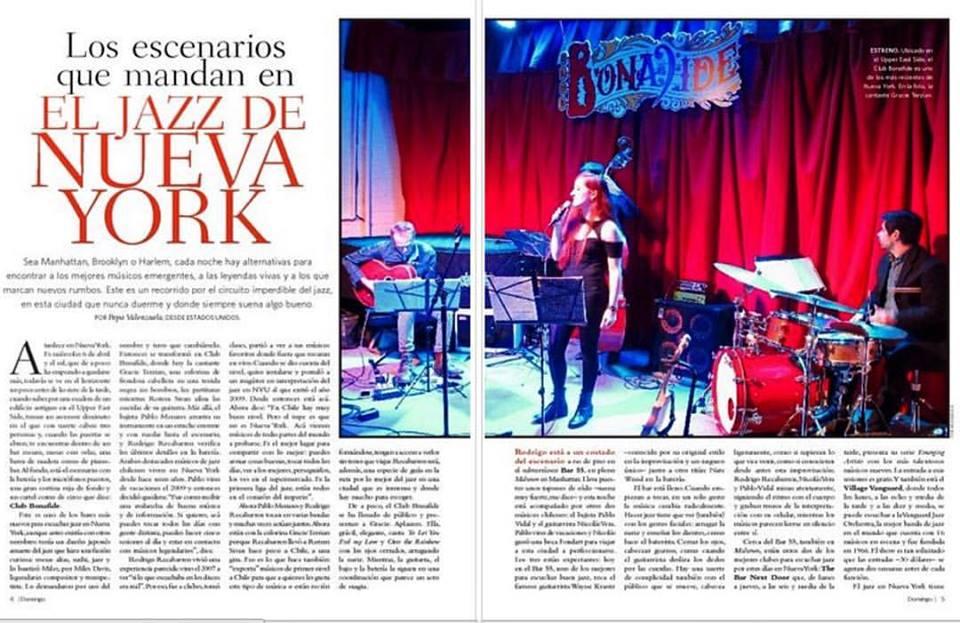 El Jazz De Nueva York