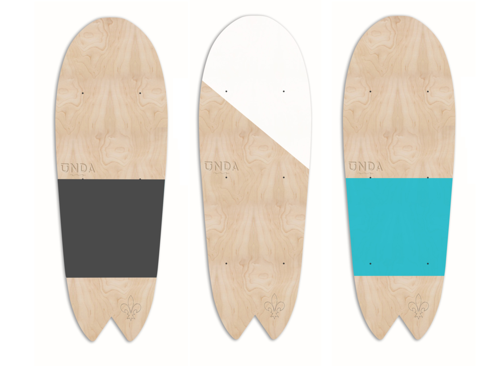 Boards : Wooden