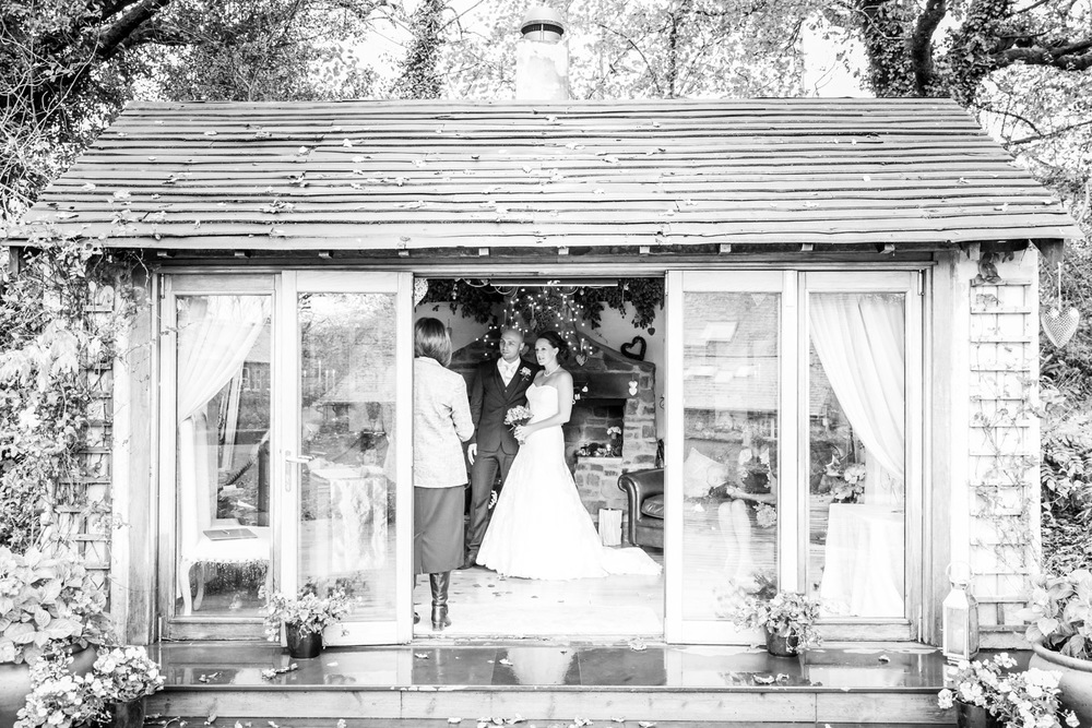 Millbrook Estate Wedding Summerhouse