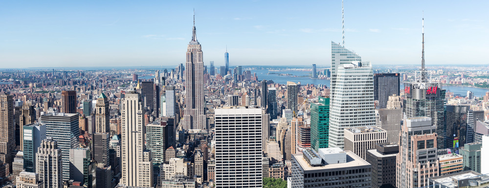 NYC Panorama - Lee Maxwell Photography