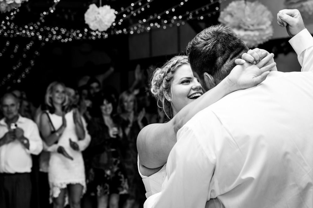 First Dance At Muddifords Court Country House 2