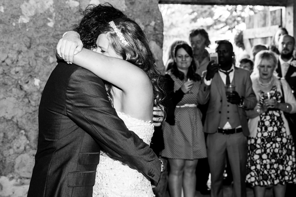 Higher Eggbeer Wedding First Dance Lee Maxwell Photography