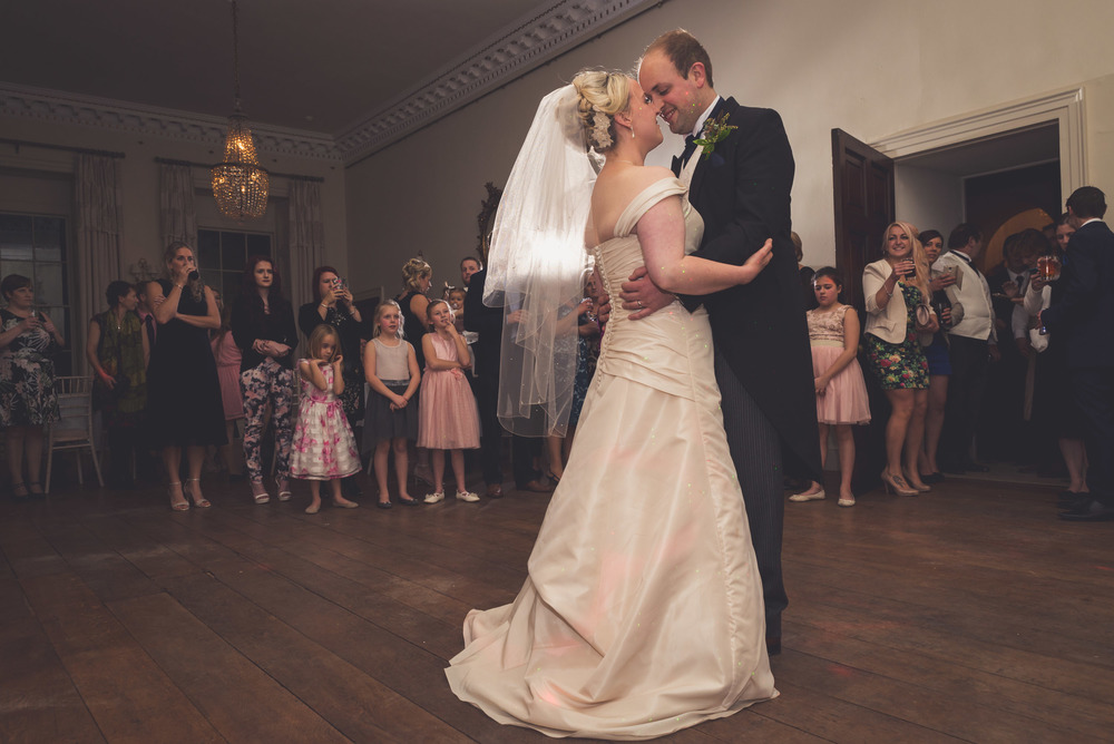 First Dance At Pynes House