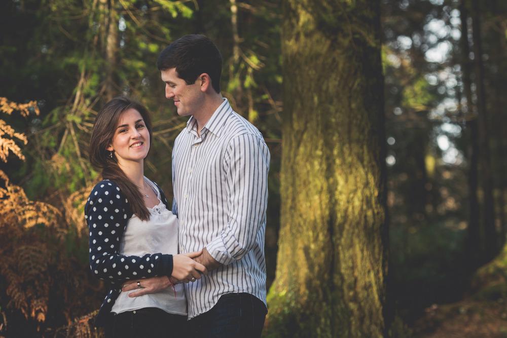 Engagement Shoot, Haldon 3