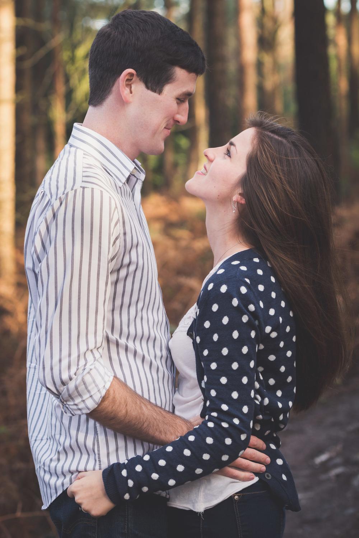 Engagement Shoot, Haldon 5