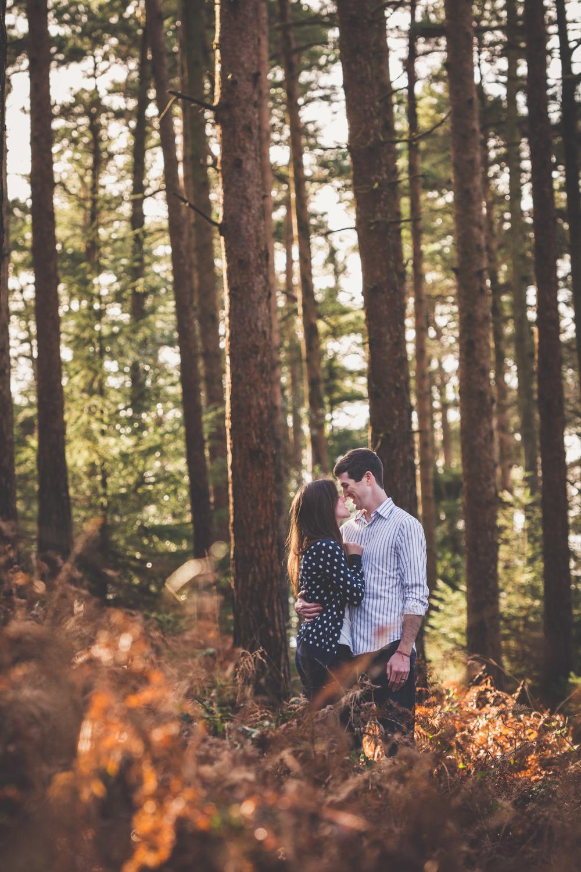 Engagement Shoot, Haldon 4