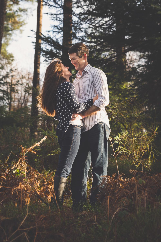 Engagement Shoot, Haldon 6