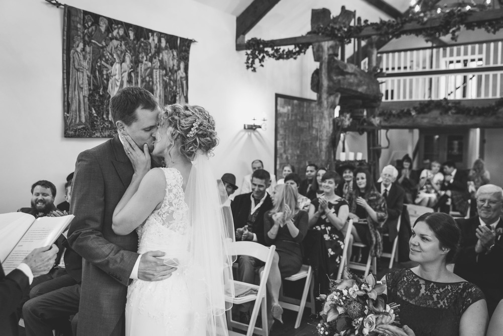 Devon Wedding Photography At Muddifords Court 8