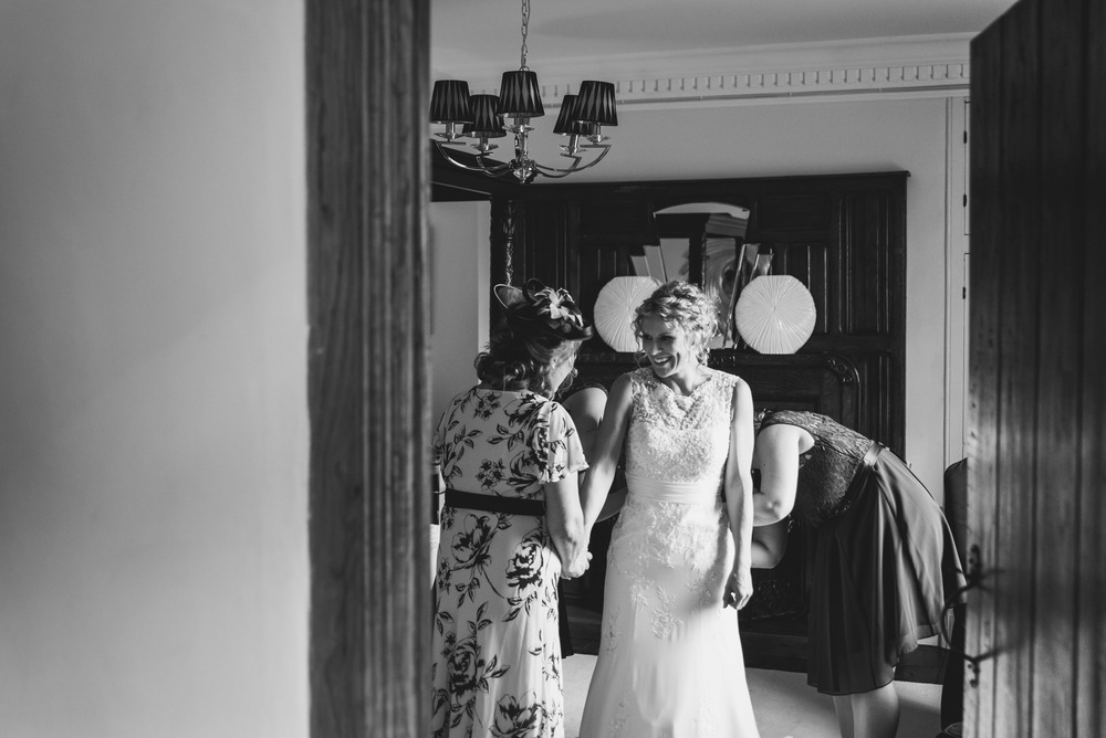 Devon Wedding Photography At Muddifords Court 2