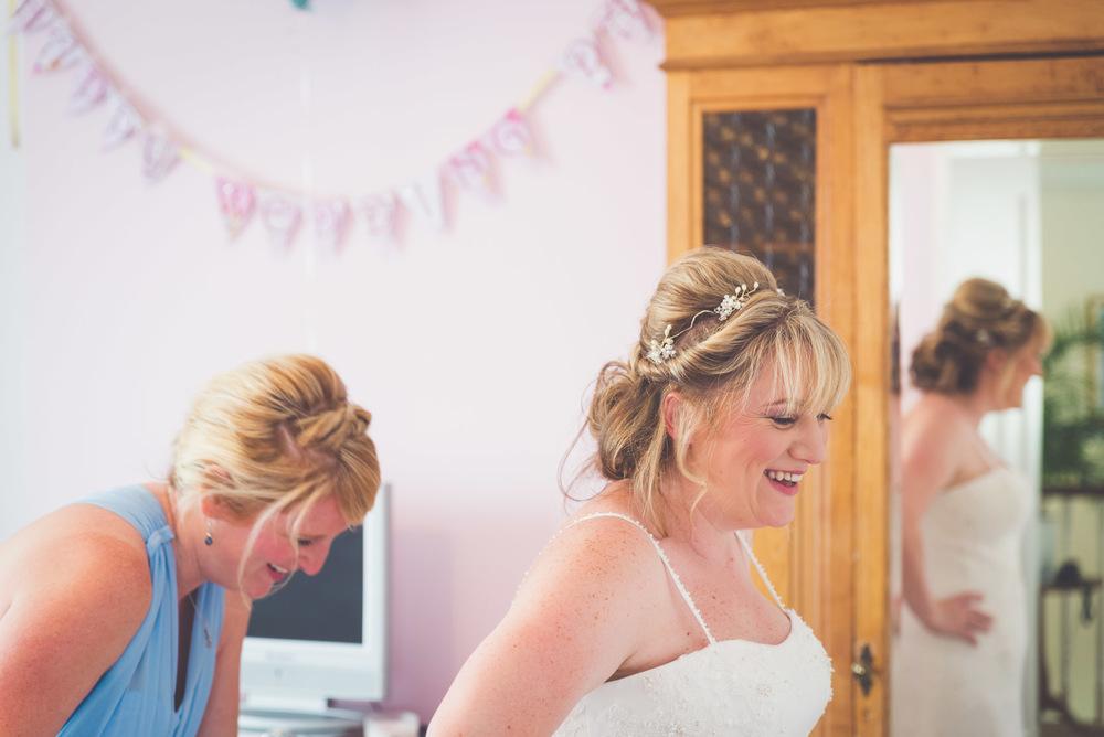 Devon Wedding Photographer - Torre Abbey 2