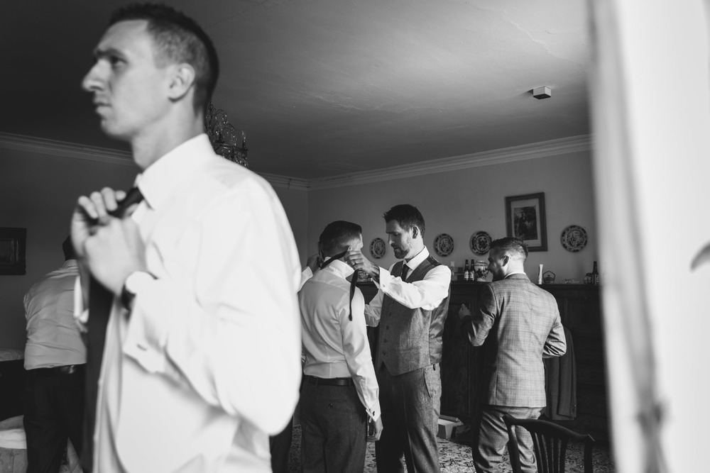 Devon Wedding Photographer - Buckland House - 8