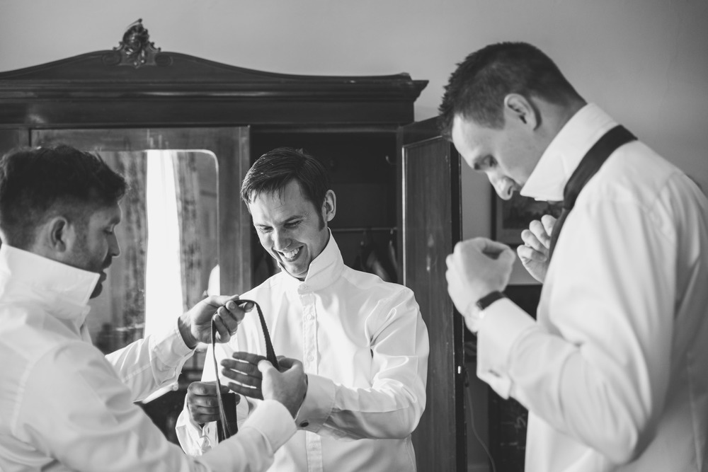 Devon Wedding Photographer - Buckland House - 7