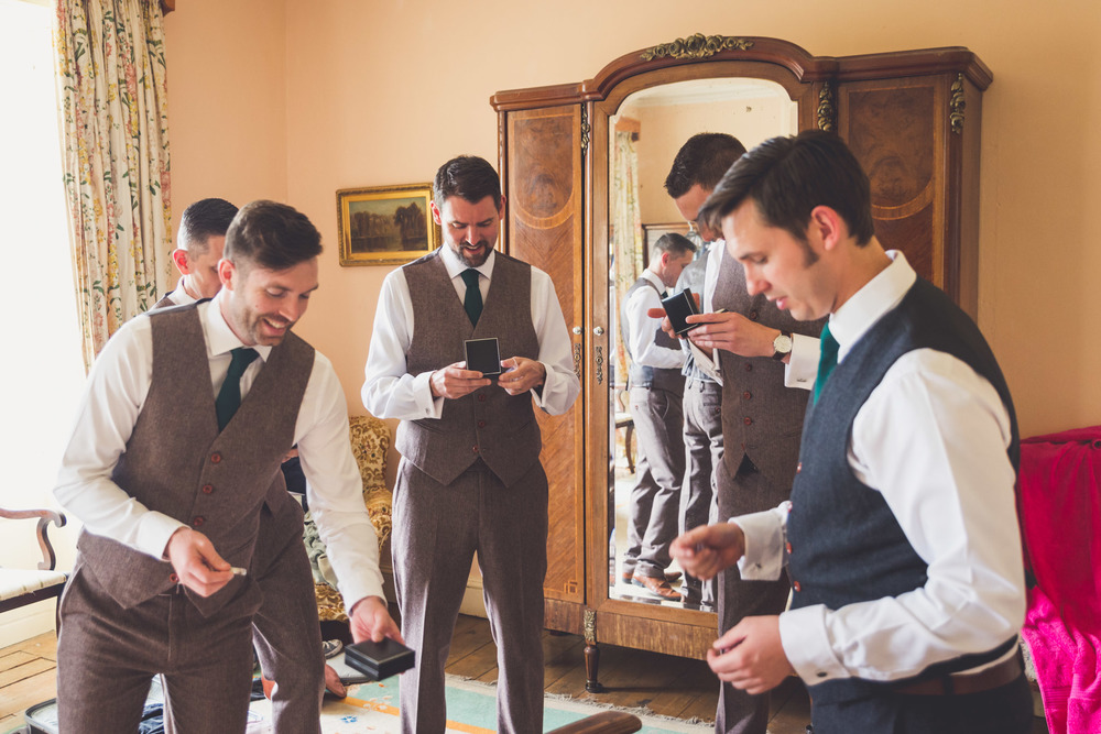Devon Wedding Photographer - Buckland House - 9