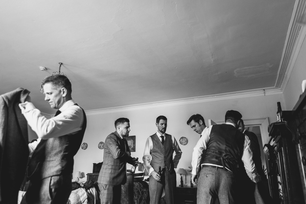 Devon Wedding Photographer - Buckland House - 12