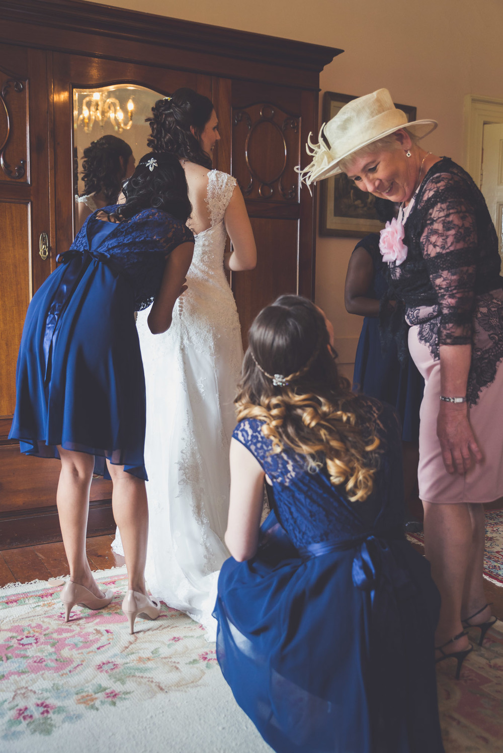 Devon Wedding Photographer - Buckland House - 16