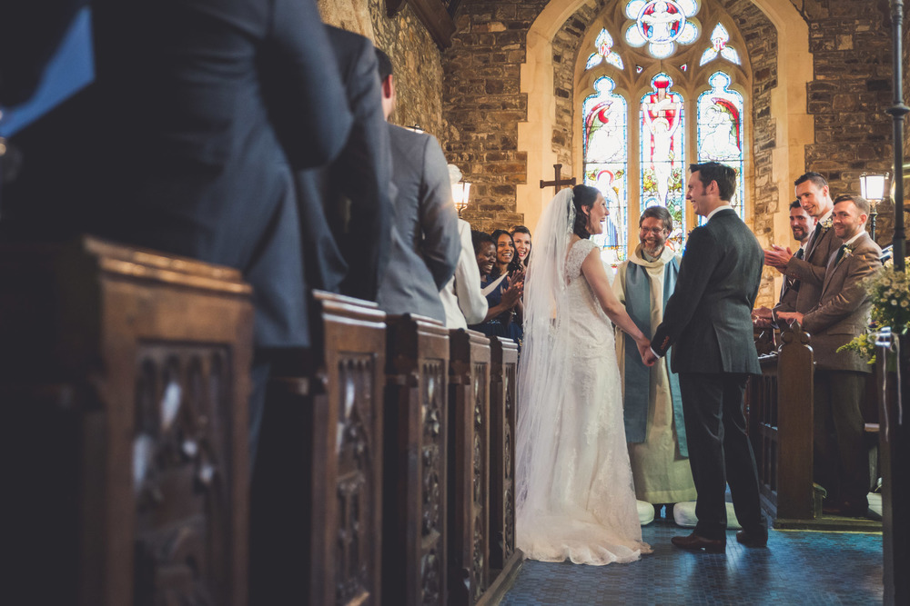 Devon Wedding Photographer - Buckland House - 25