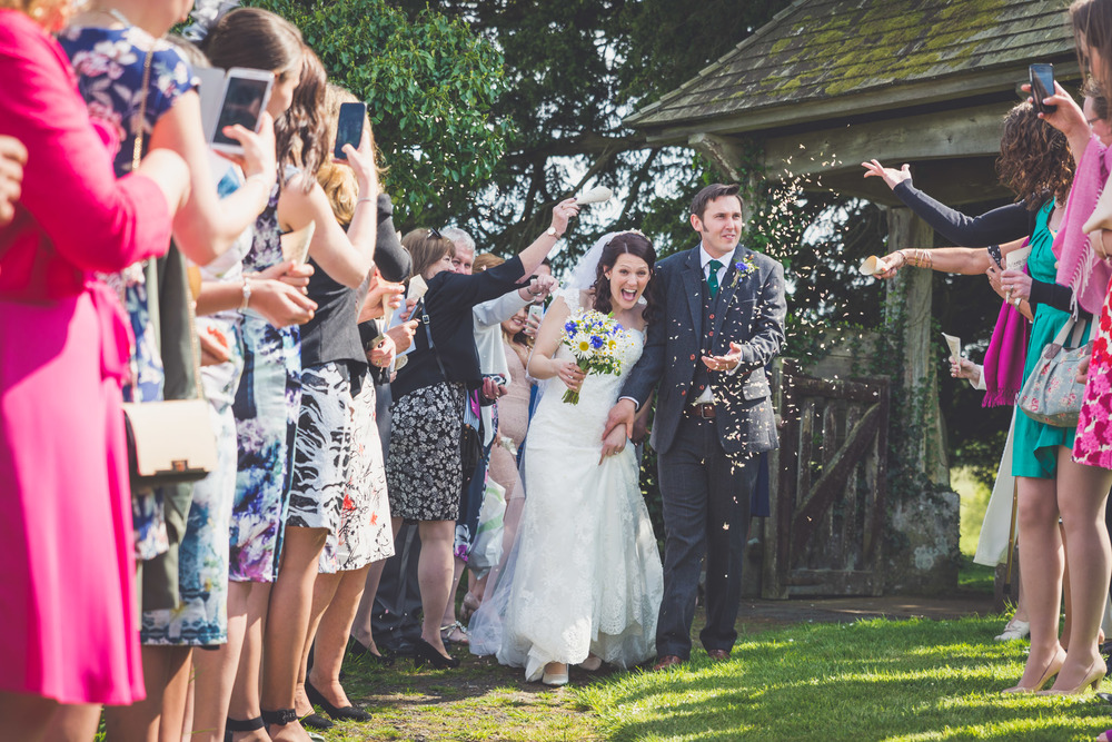 Devon Wedding Photographer - Buckland House - 28