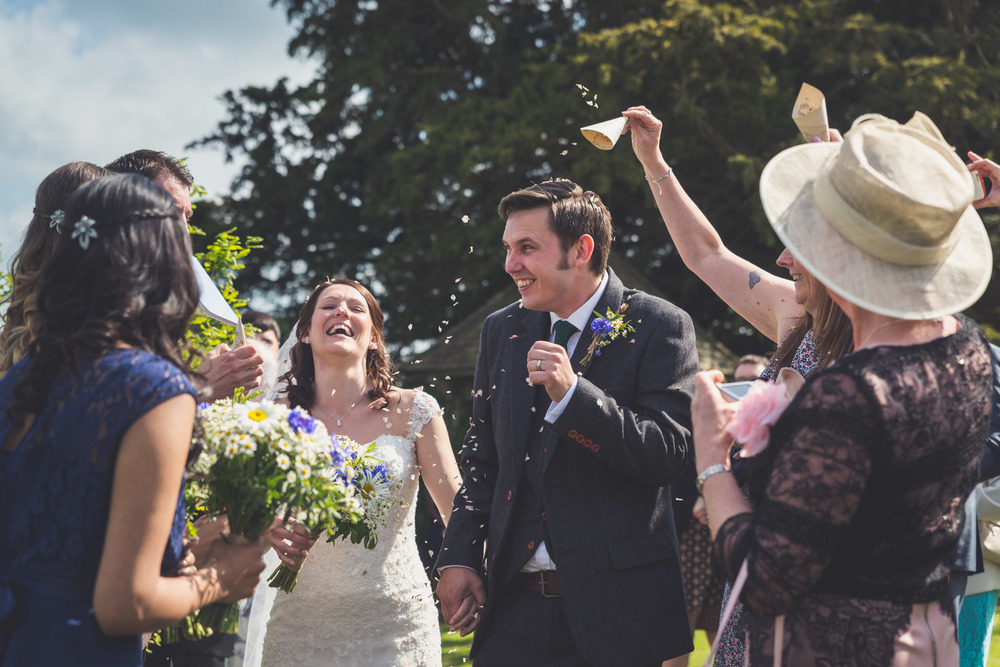 Devon Wedding Photographer - Buckland House - 30