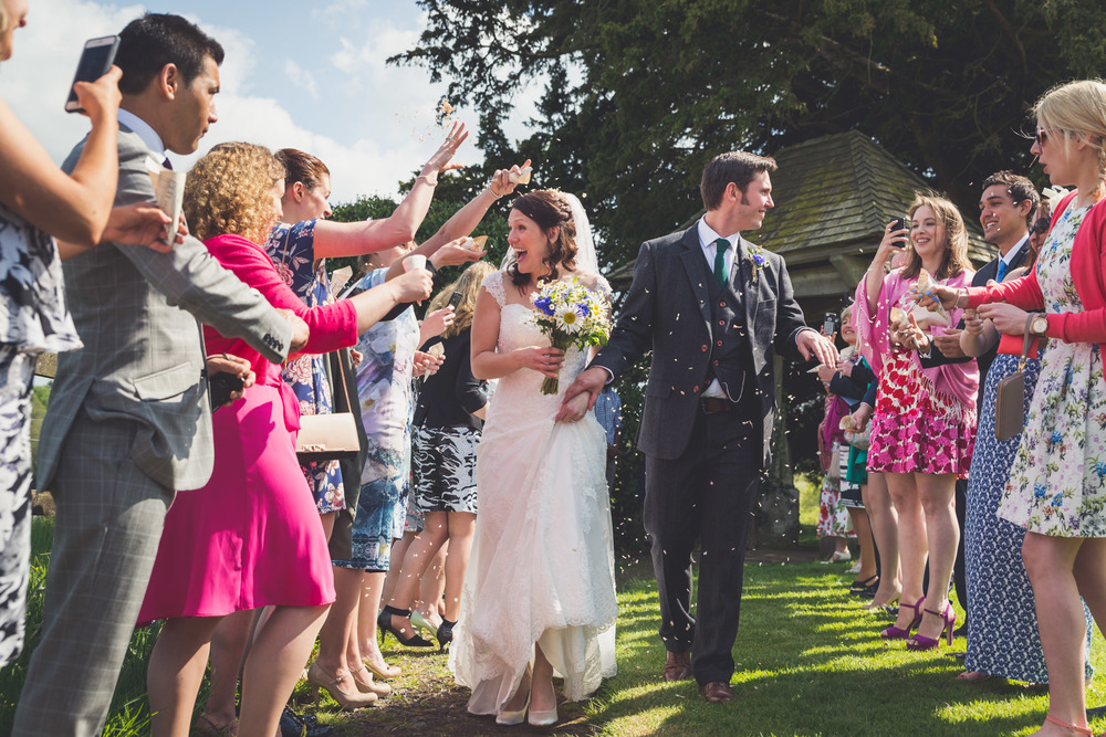 Devon Wedding Photographer - Buckland House - 29