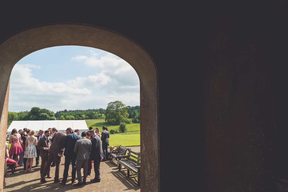 Devon Wedding Photographer - Buckland House - 33