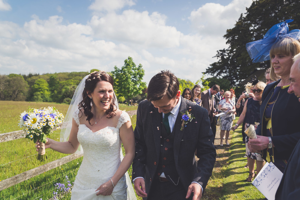 Devon Wedding Photographer - Buckland House - 31