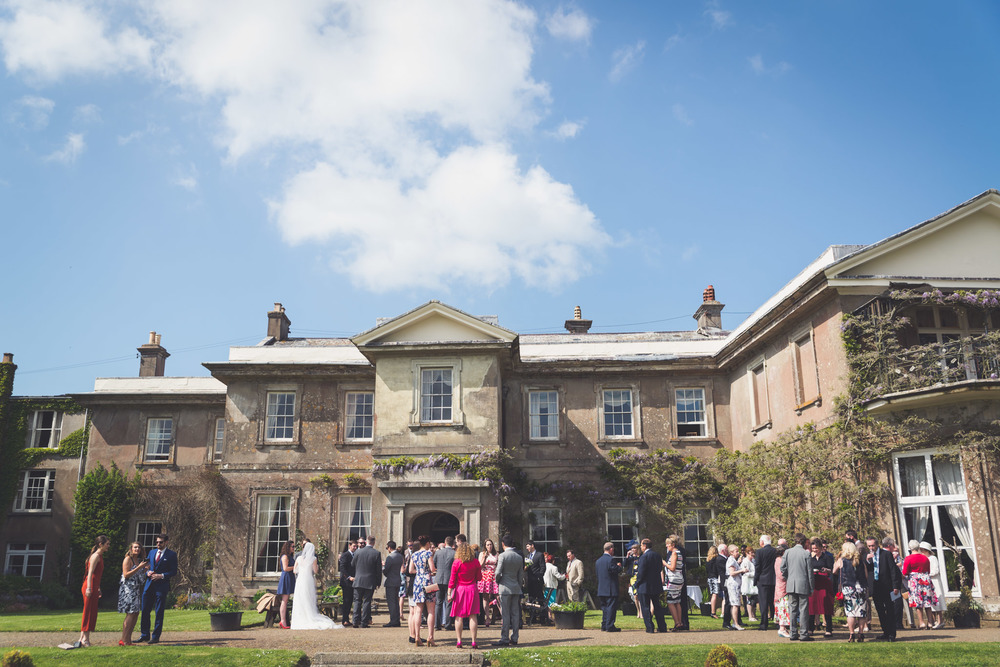 Devon Wedding Photographer - Buckland House - 32
