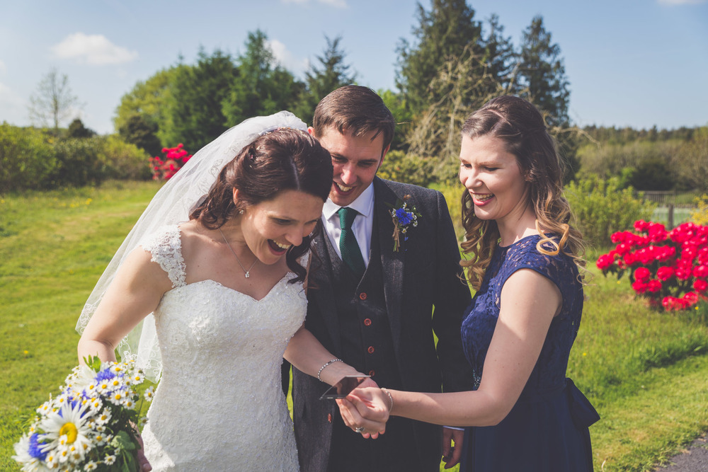 Devon Wedding Photographer - Buckland House - 36