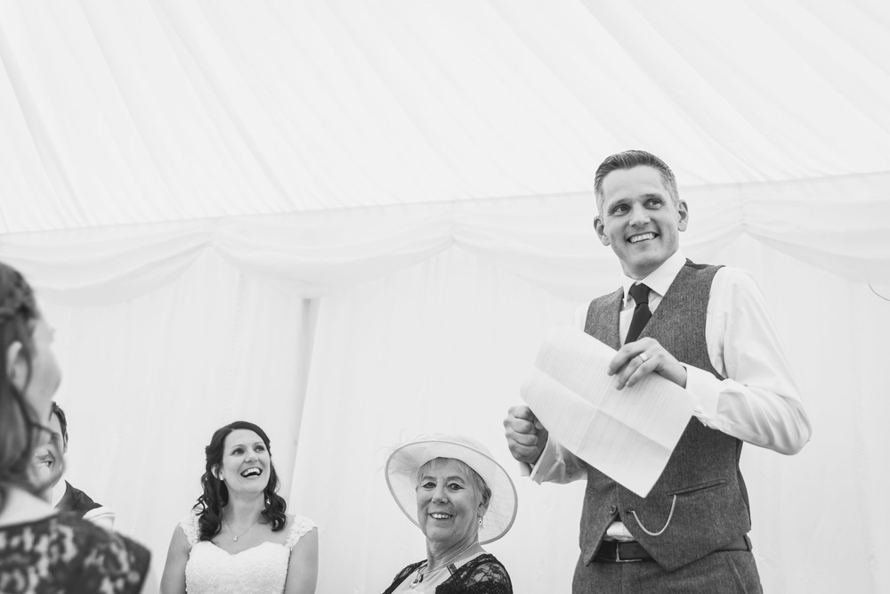 Devon Wedding Photographer - Buckland House - 44