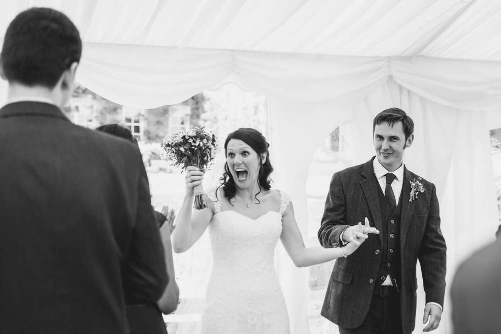 Devon Wedding Photographer - Buckland House - 43